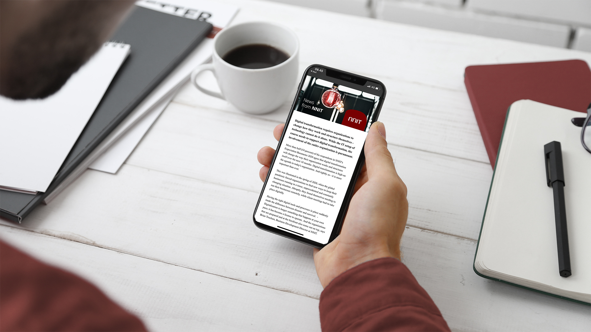 Newsletters Iphone 16.9